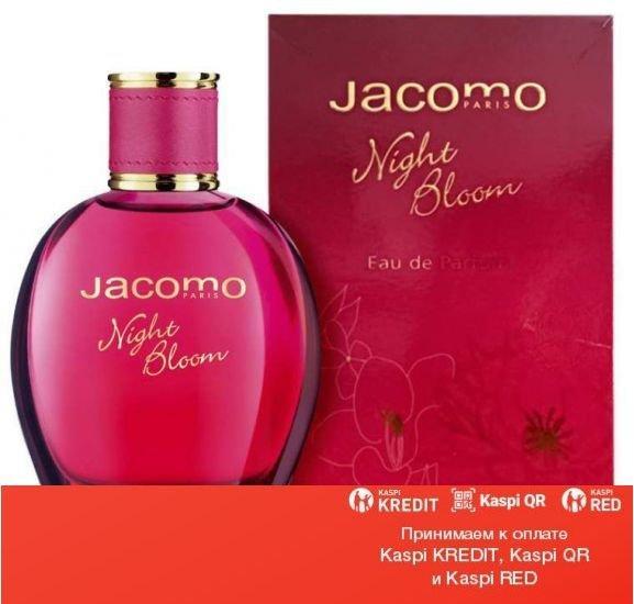 Jacomo Night Bloom парфюмированная вода объем 100 мл тестер(ОРИГИНАЛ)