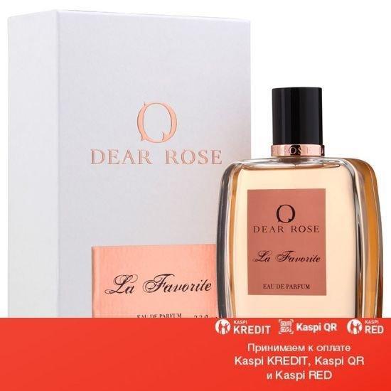 Roos & Roos La Favorite парфюмированная вода объем 100 мл(ОРИГИНАЛ)