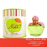 Nina Ricci Love by Nina туалетная вода объем 50 мл тестер (ОРИГИНАЛ)