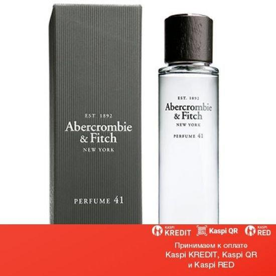 Abercrombie & Fitch Perfume №41 парфюмированная вода объем 30 мл(ОРИГИНАЛ)