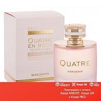 Boucheron Quatre En Rose парфюмированная вода объем 100 мл тестер(ОРИГИНАЛ)