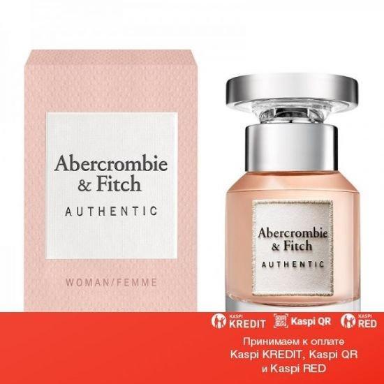 Abercrombie & Fitch Authentic Woman парфюмированная вода объем 100 мл(ОРИГИНАЛ)