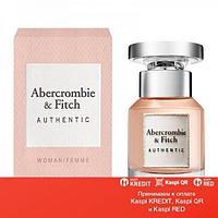 Abercrombie & Fitch Authentic Woman парфюмированная вода объем 50 мл тестер(ОРИГИНАЛ)