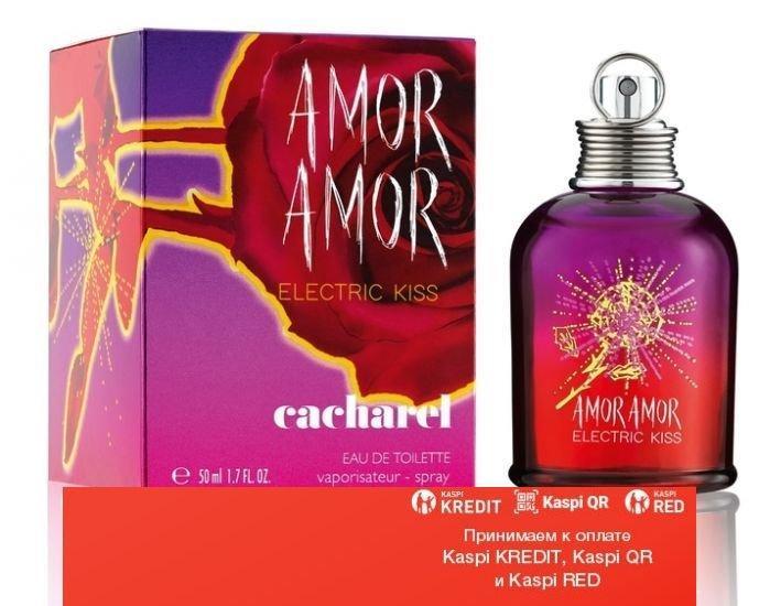 Cacharel Amor Amor Electric Kiss туалетная вода объем 100 мл тестер(ОРИГИНАЛ)