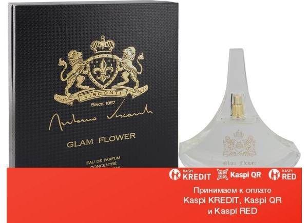 Antonio Visconti Glam Flower парфюмированная вода объем 100 мл(ОРИГИНАЛ)