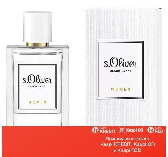 S.Oliver Black Label Women парфюмированная вода объем 30 мл(ОРИГИНАЛ)