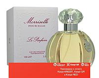 Morris Morriselle Pour Elle Le Parfum туалетная вода объем 100 мл тестер(ОРИГИНАЛ)