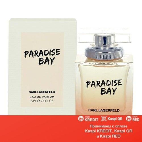 Karl Lagerfeld Paradise Bay For Women парфюмированная вода объем 85 мл тестер(ОРИГИНАЛ)