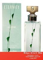 Calvin Klein Eternity Summer for women 2008 парфюмированная вода объем 100 мл тестер (ОРИГИНАЛ)
