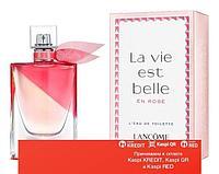 Lancome La Vie est Belle en Rose туалетная вода объем 50 мл тестер (ОРИГИНАЛ)