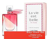Lancome La Vie est Belle en Rose туалетная вода объем 100 мл тестер (ОРИГИНАЛ)