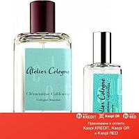 Atelier Cologne Clementine California парфюмированная вода объем 1,7 мл(ОРИГИНАЛ)