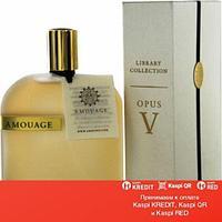 Amouage Opus V парфюмированная вода объем 100 мл тестер (ОРИГИНАЛ)