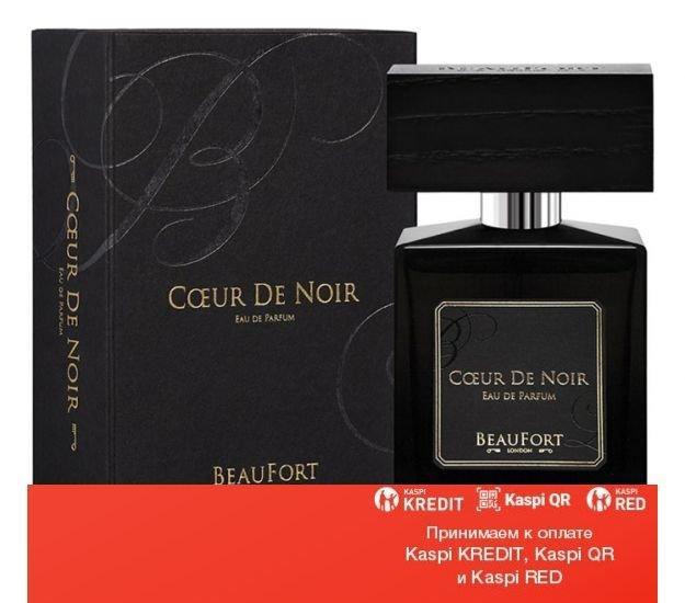BeauFort London Coeur de Noir парфюмированная вода объем 50 мл (ОРИГИНАЛ)