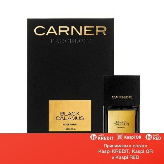 Carner Barcelona Black Calamus парфюмированная вода объем 2 мл (ОРИГИНАЛ)