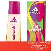 Adidas Get Ready! For Her туалетная вода объем 50 мл(ОРИГИНАЛ)