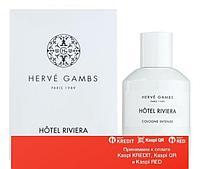 Herve Gambs Paris Hotel Riviera парфюмированная вода объем 100 мл тестер (ОРИГИНАЛ)