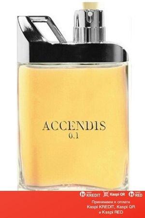 Accendis 0.1 парфюмированная вода объем 100 мл (ОРИГИНАЛ)