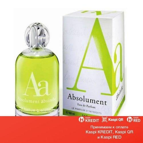 Absolument Absinthe парфюмированная вода объем 100 мл тестер (ОРИГИНАЛ)