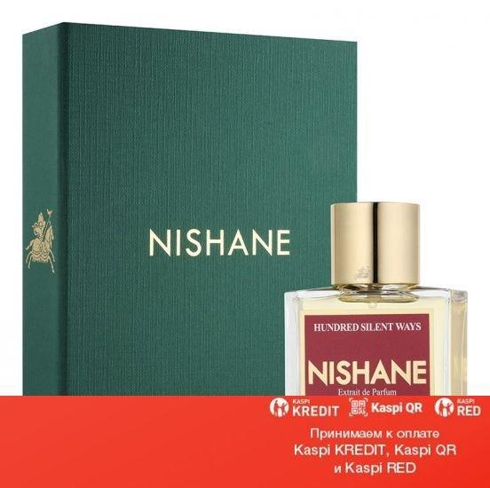 Nishane Hundred Silent Ways экстрат духов объем 50 мл тестер (ОРИГИНАЛ)