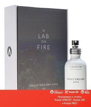 A Lab on Fire Sweet Dreams 2003 одеколон объем 60 мл (ОРИГИНАЛ)