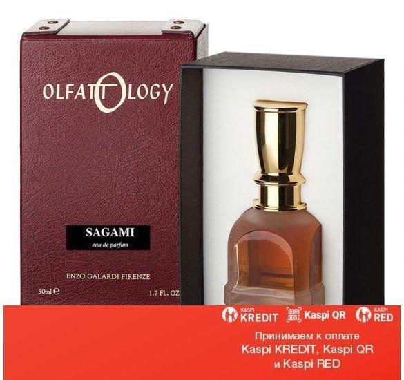 Olfattology Sagami парфюмированная вода объем 50 мл тестер (ОРИГИНАЛ)