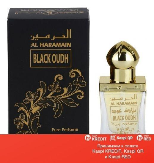 Al Haramain Black Oudh масляные духи объем 15 мл (ОРИГИНАЛ)