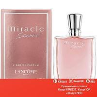 Lancome Miracle Secret парфюмированная вода объем 100 мл тестер (ОРИГИНАЛ)
