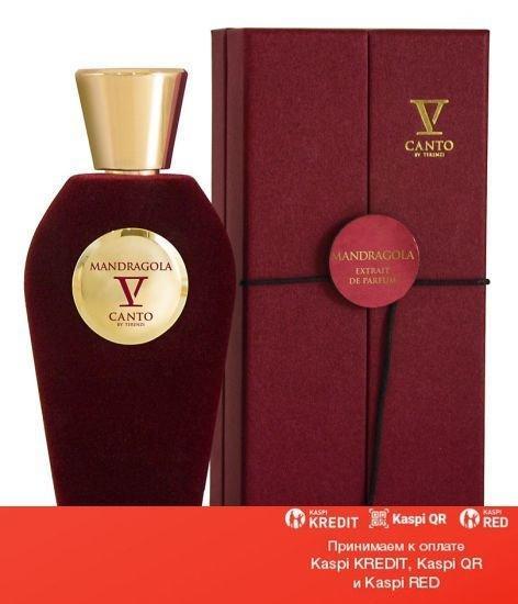 V Canto Mandragola парфюмированная вода объем 1,5 мл (ОРИГИНАЛ)