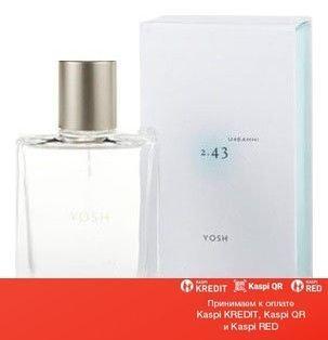 Yosh 2.43 U4Eahh! парфюмированная вода объем 50 мл (ОРИГИНАЛ)