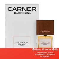 Carner Barcelona Megalium парфюмированная вода объем 50 мл (ОРИГИНАЛ)