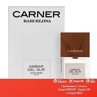 Carner Barcelona Ambar del Sur парфюмированная вода объем 100 мл тестер (ОРИГИНАЛ)
