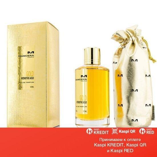 Mancera Intensitive Aoud Gold парфюмированная вода объем 120 мл (ОРИГИНАЛ)