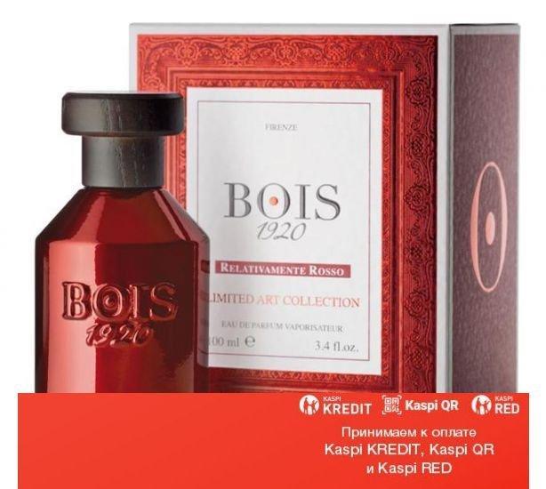 Bois 1920 Relativamente Rosso парфюмированная вода объем 100 мл тестер (ОРИГИНАЛ)