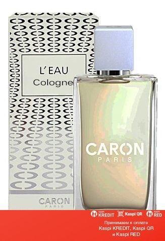 Caron L'Eau Cologne одеколон объем 100 мл тестер (ОРИГИНАЛ)
