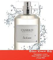Chabaud Maison de Parfum Eau De Source туалетная вода объем 100 мл тестер (ОРИГИНАЛ)