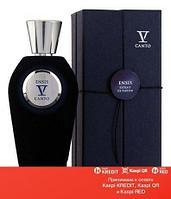 V Canto Ensis парфюмированная вода объем 100 мл (ОРИГИНАЛ)