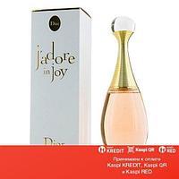 Christian Dior J'adore In Joy парфюмированная вода объем 30 мл (ОРИГИНАЛ)