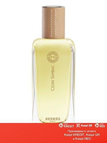 Hermes Cedre Sambac туалетная вода объем 4 мл (ОРИГИНАЛ)