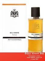 Jacques Fath Bel Ambre парфюмированная вода объем 200 мл тестер (ОРИГИНАЛ)