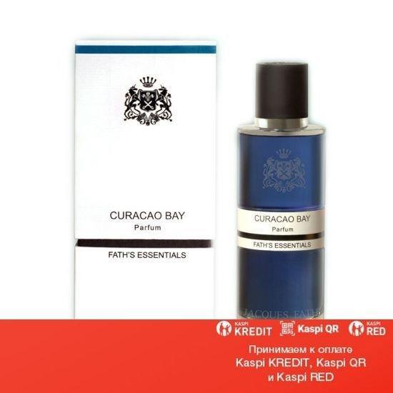 Jacques Fath Curacao Bay парфюмированная вода объем 200 мл тестер (ОРИГИНАЛ)