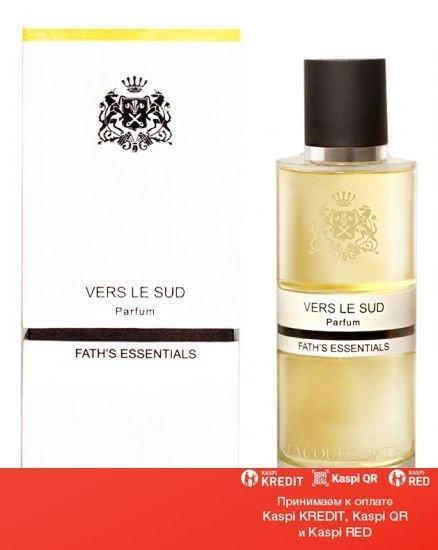 Jacques Fath Vers Le Sud парфюмированная вода объем 50 мл тестер (ОРИГИНАЛ)