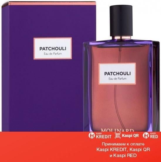Molinard Patchouli Eau de Parfum парфюмированная вода объем 75 мл (ОРИГИНАЛ)
