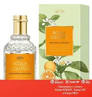 Maurer & Wirtz 4711 Acqua Colonia Mandarine & Cardamom одеколон объем 50 мл (ОРИГИНАЛ)