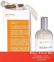 Miller et Bertaux Study No 23 парфюмированная вода объем 100 мл(ОРИГИНАЛ)
