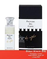 Profumi del Forte By Night White парфюмированная вода объем 75 мл(ОРИГИНАЛ)