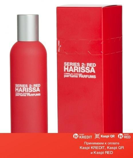 Comme des Garcons Series 2 Red: Harissa туалетная вода объем 100 мл (ОРИГИНАЛ)
