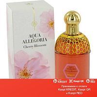 Guerlain Aqua Allegoria Cherry Blossom туалетная вода объем 125 мл (ОРИГИНАЛ)