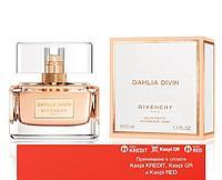 Givenchy Dahlia Divin туалетная вода объем 75 мл тестер(ОРИГИНАЛ)