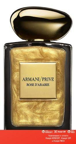 Giorgio Armani Prive Rose dArabie L'Or Du Desert парфюмированная вода объем 100 мл (ОРИГИНАЛ)
